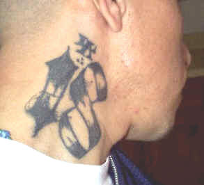 The history of gangs in mexico part 1 boufosnews for Street sign tattoos
