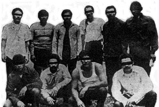 a history of mexican american gangs The mexican mafia was the first mexican prison gang to start out of folsom prison in the 1950s and early '60s, made up mostly of mexican prison inmates as a racial power group years later another group was founded by mostly mexican farmworkers, who used the cesar chavez-led united farm workers union for their cover.