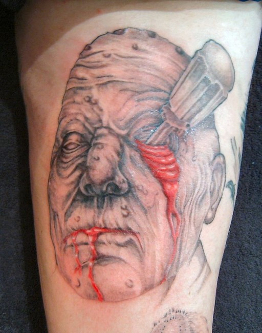 The mexican mafia marginal revolution for Mexican gang tattoos